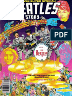 The Beatles Story (Marvel Comics) - 1978