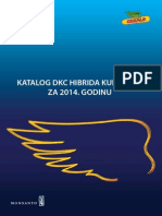 Dekalb Katalog 2014