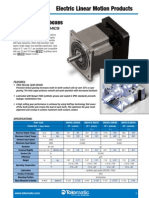 Tolomatic Planetary Gearboxes Brochure