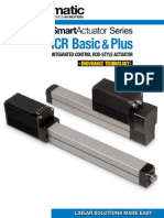Tolomatic SmartActuator Series - ICR Basic & Plus Brochure