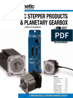 Tolomatic Electric Stepper Products Brochure