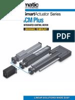 Tolomatic ICM SmartActuator Motor Brochure