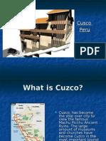 Cuzco Powerpoint