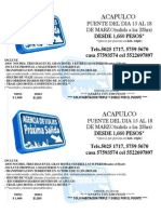 Acapulco Marzo 2013 PDF