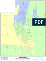 Pittsburg Area Commission Districts