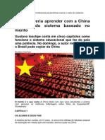 Artigo 2 - Educação Na China