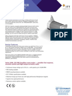Torque Systems Bmr2200 Specsheet