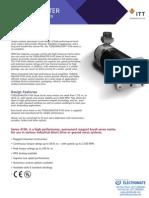 Torque Systems 4100 Series Specsheet