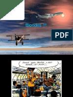Blonde en Avion