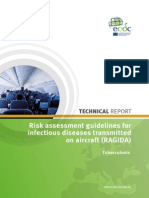 Tuberculosis Risk Assessment Guidelines Aircraft May 2014
