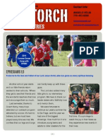Fall 2014 Newsletter