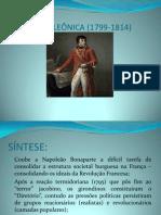 A Era Napoleonica 1799 1814