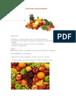 Projeto Sobre Alimentação Para Educação Infantil