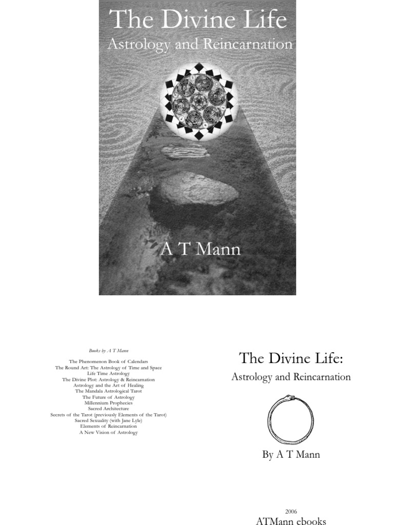 The divine life astrology and reincarnation universe life fandeluxe Choice Image