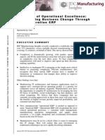 Comment Bien Choisir Votre Nouvelle Solution ERP_by IDC_Jan 2012