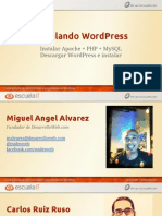Curso Wordpress Gratuito- Servidor Web Para WordPress