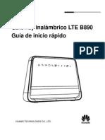 Manual Modemzte Huawei