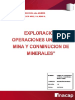 Introducción a La Minería.