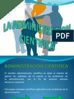 La Administracion Cientifica