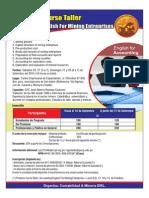Accounting English for Mining Enterprises