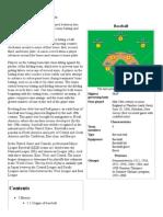 Baseball - Wikipedia, The Free Encyclopedia
