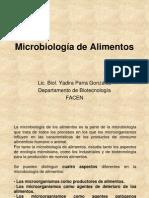 2014 Microbiología de Alimentos
