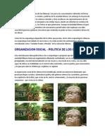 Organizacion Social y Politica de Los Olmecas