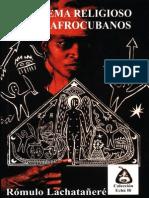 El Sistema Religioso de Los Afrocubanos
