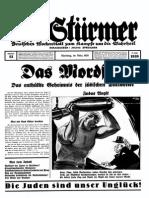 Der Stürmer - 1939 - Nr. 13
