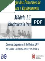 Electrotécnia Revisão