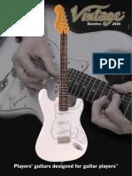 Vintage Electric Guitars2010