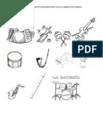 ACTIVIDAD instrumentos