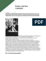 Bürgerliche Kultur Und Ihre Reformbewegungen