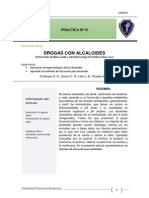 informe 1 alcaloides