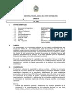 IA0606 - Ecotoxicologia