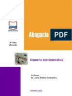 4o Ano - Do Administrativo Ugs, Led, Oran, Tart, Sanp, Metan