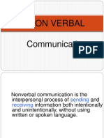 2nd Ses_Non-Verbal Communication