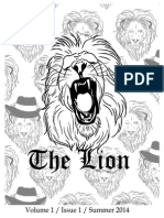 Columbia Lion Vol 1 Issue 1