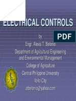 Chapter 09 - Electrical Controls