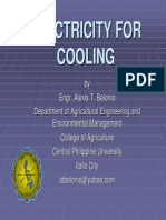 Chapter 07 - Electricty for Cooling