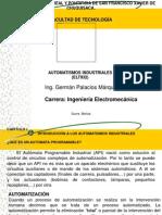 Caps I, II, III, IV Automatas Programables 31-08-2013