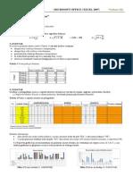 Vezba Excel