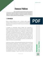 Finança Publicas