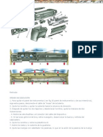 Manual Montaje Desmontaje Panel de Instrumentos