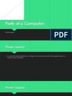 parts of a computer elise wilson