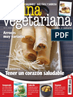 Cocina Vegetariana - Septiembre 2014
