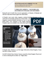 Intelligence Brief - Car Bombs (PDF)