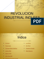 Revolucion Industrial Inglesa Final