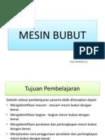 MESIN BUBUT