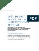 Guia Europea HTA 2007